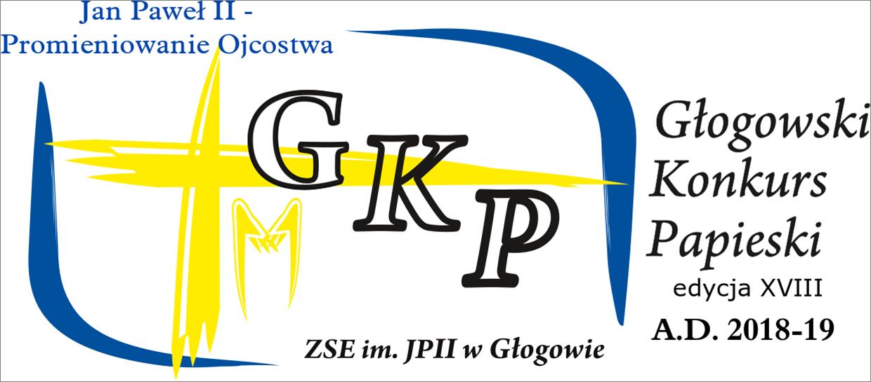 Głogowski Konkurs Papieski Zespół Szkół Ekonomicznych Im Jana